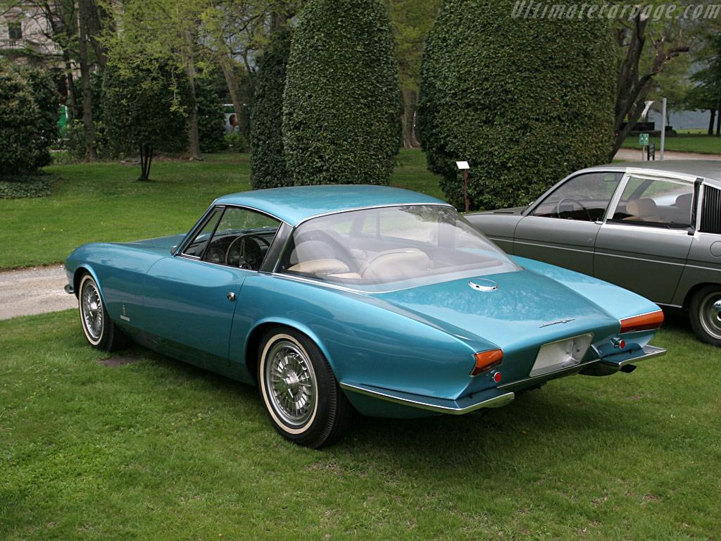 Pininfarina, meet Corvette.